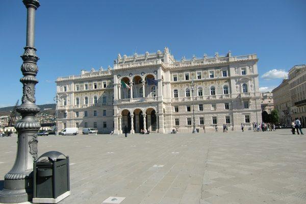 Triest Sehenswürdigkeiten Rathaus