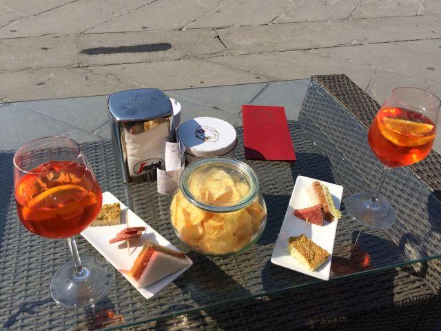 Triest Cafe degli Specchi