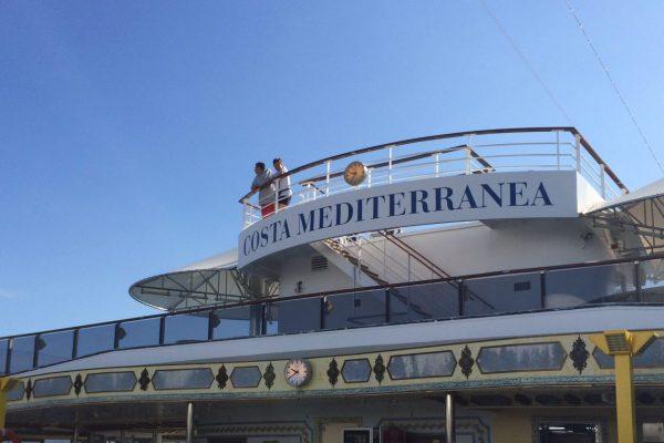 Kreuzfahrt Costa Mediterranea