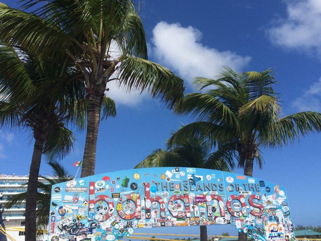 Nassau Bahamas Karibik Kreuzfahrt