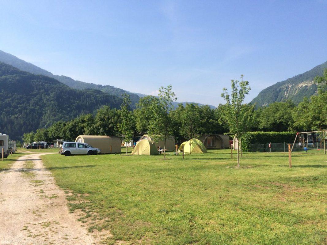 Campingplatz Arsie Italien