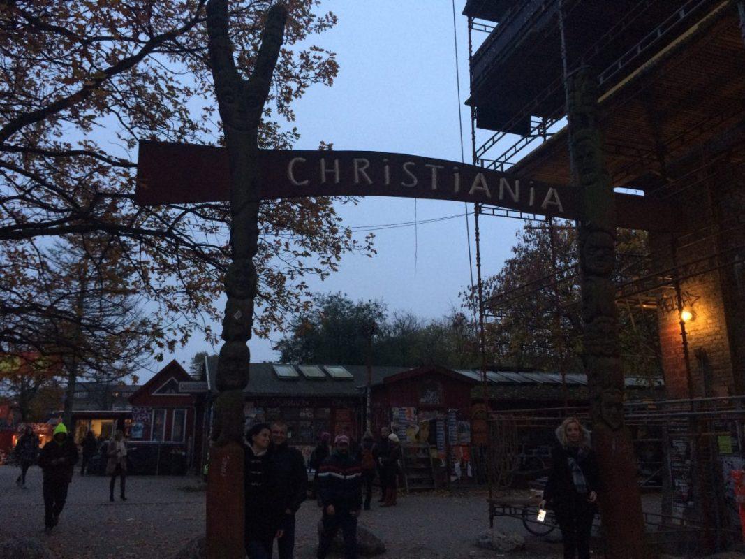 Christiania Kopenhagen