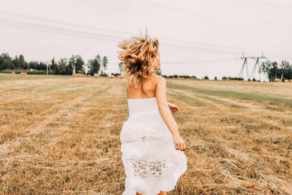 Glücklich werden - 5 Übungen für deinen Alltag Bild:www.pexels.com