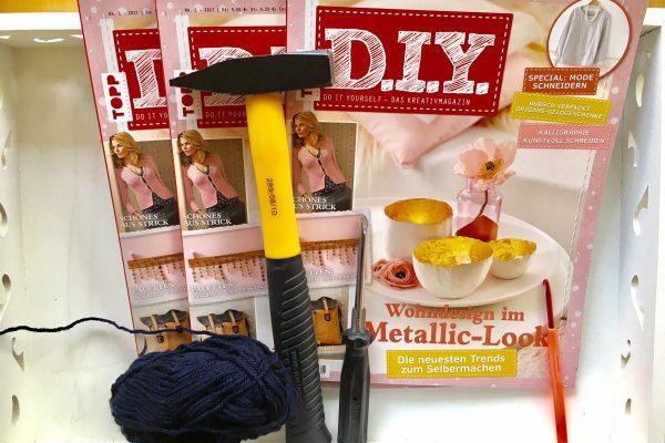 DIY Magazin Verlosung