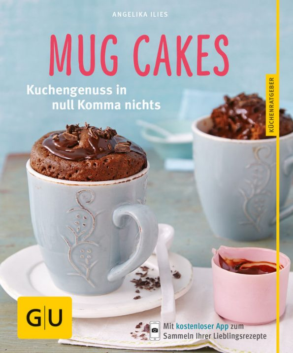 mug cake rezept buch gu