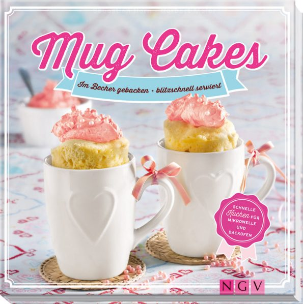 mug cake rezept buch NGV