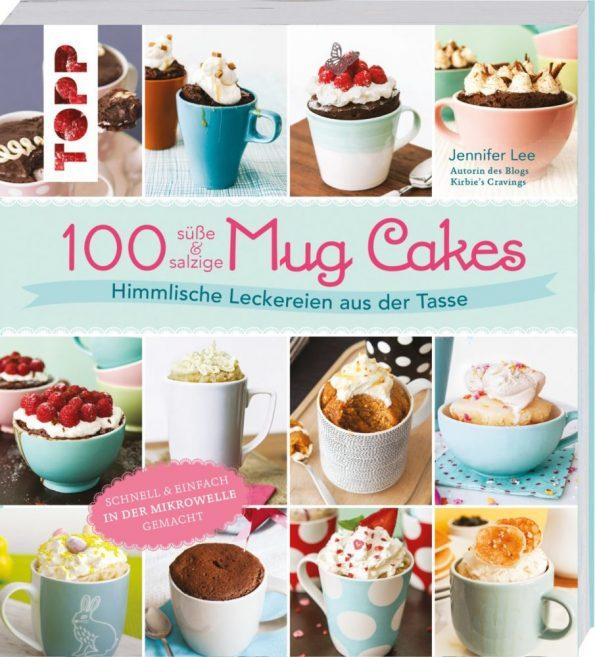 Rezepte Buch Mug Cakes Topp