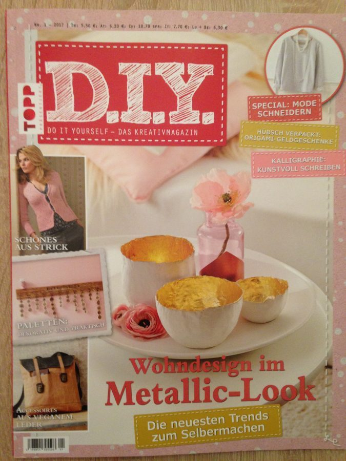 verlosung do it yourself magazine zu gewinnen happy dings diy blog und tipps f r ein. Black Bedroom Furniture Sets. Home Design Ideas