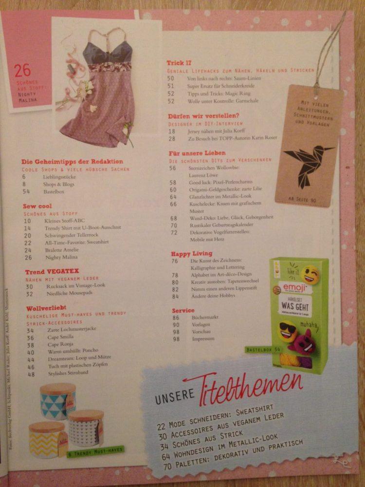 Verlosung do it yourself magazine zu gewinnen happy for Wohndesign gewinnspiel