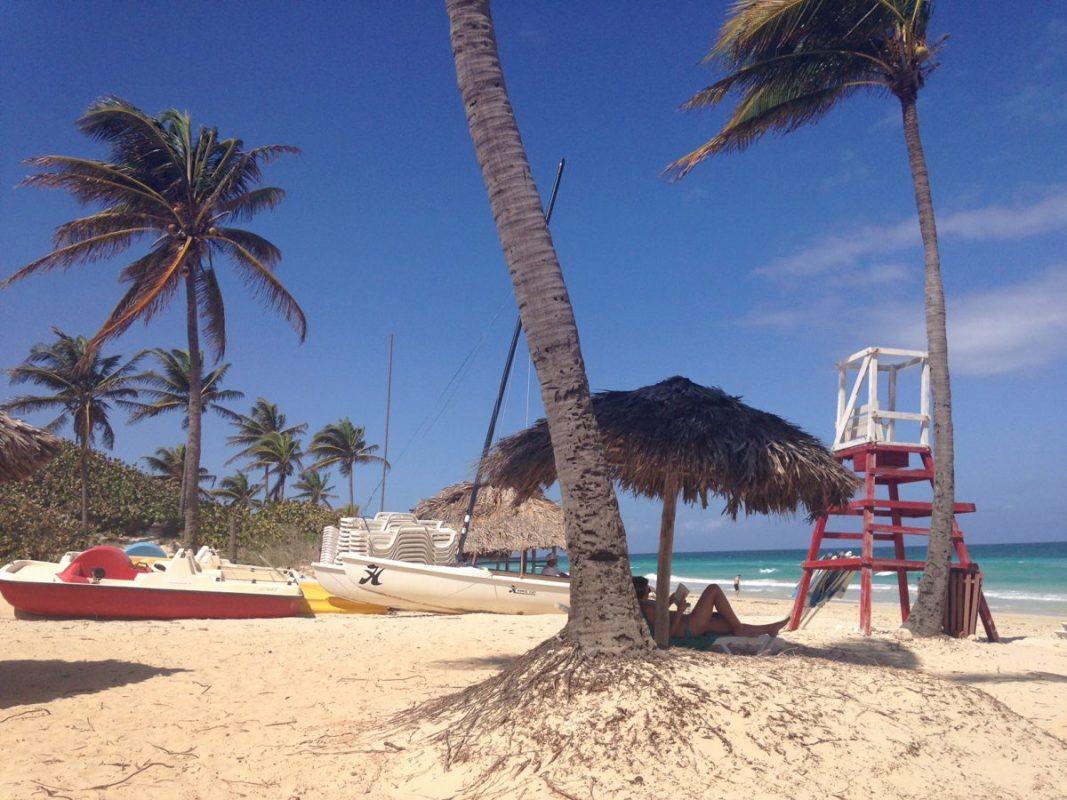 Playas del Este im Osten Havannas, Strand