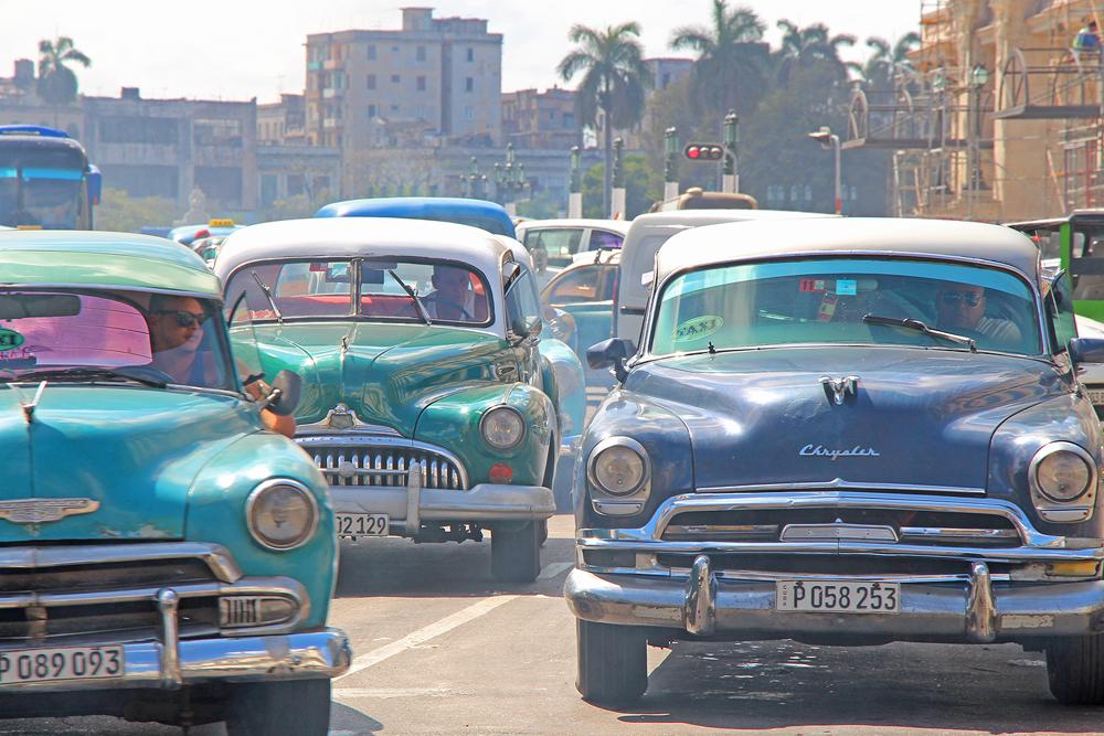 Havanna Kuba Oldtimer