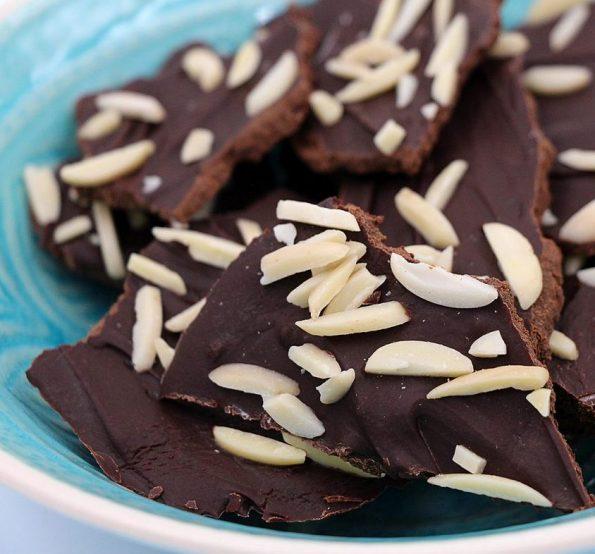 Schokolade selber machen einfache Valentinstag Ideen für ihn