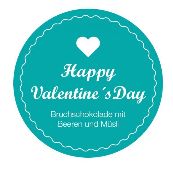 Schokolade selber machen zum Valentinstag süßes DIY geschenk für die Freundin oder die Mama