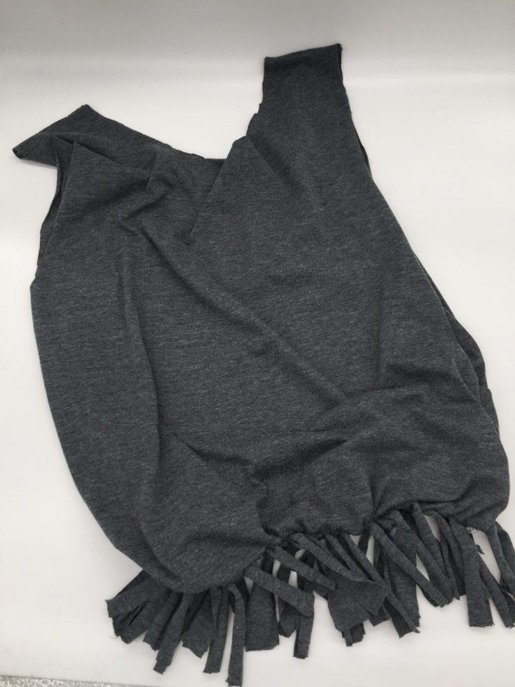 Tasche Ohne Nähen Aus Einem T Shirt Selber Machen