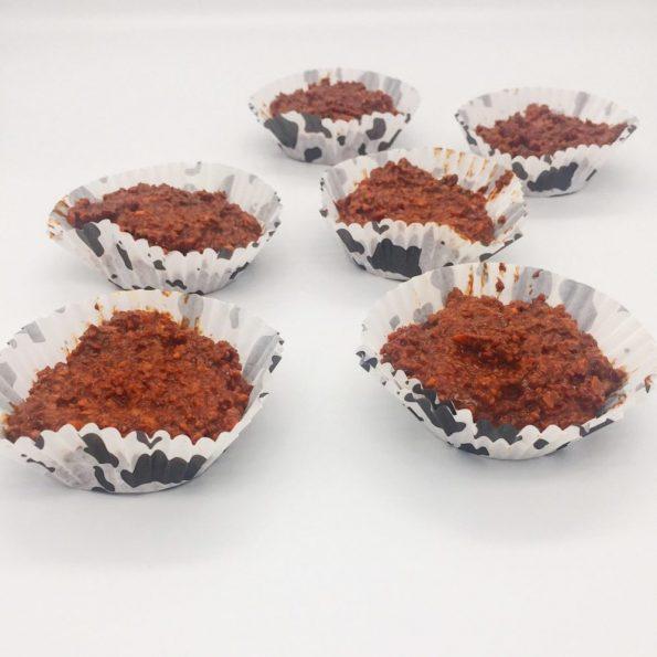 Vegane Blaubeer Cupcakes Törtchen