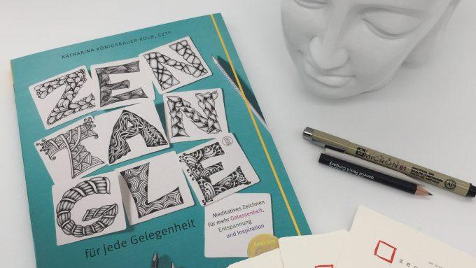 Zentangle zeichnen Buch