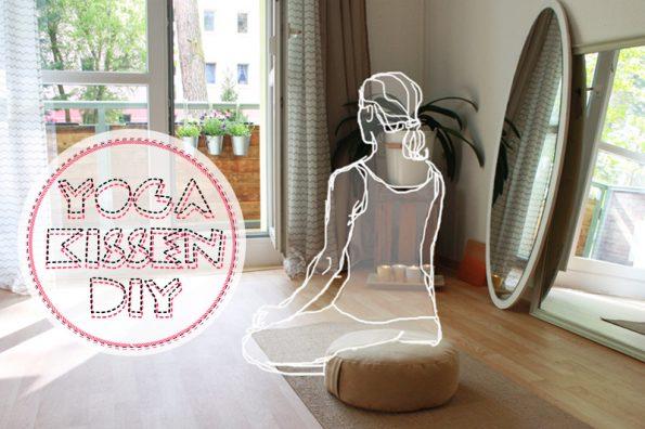 DIY Meditationskissen selber machen