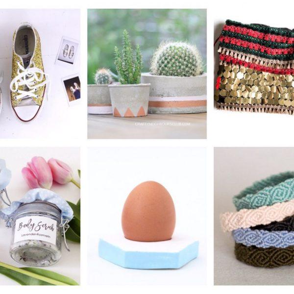 Liste Blogs DIY Selbermachen Basteln