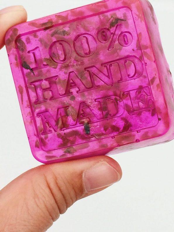Seife selber machen 100% handmade
