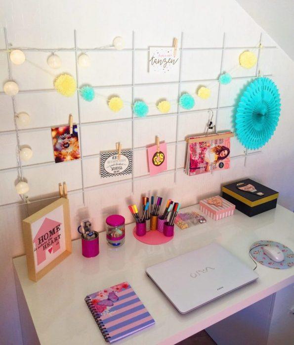 drei sommerliche diy und deko ideen mit pompons selber machen happy dings diy blog und tipps. Black Bedroom Furniture Sets. Home Design Ideas
