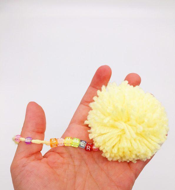 Bastelideen: Pompoms selber machen
