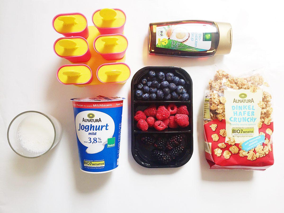 frozen joghurt eis selber machen leckere eis rezepte happy dings diy blog und tipps f r. Black Bedroom Furniture Sets. Home Design Ideas