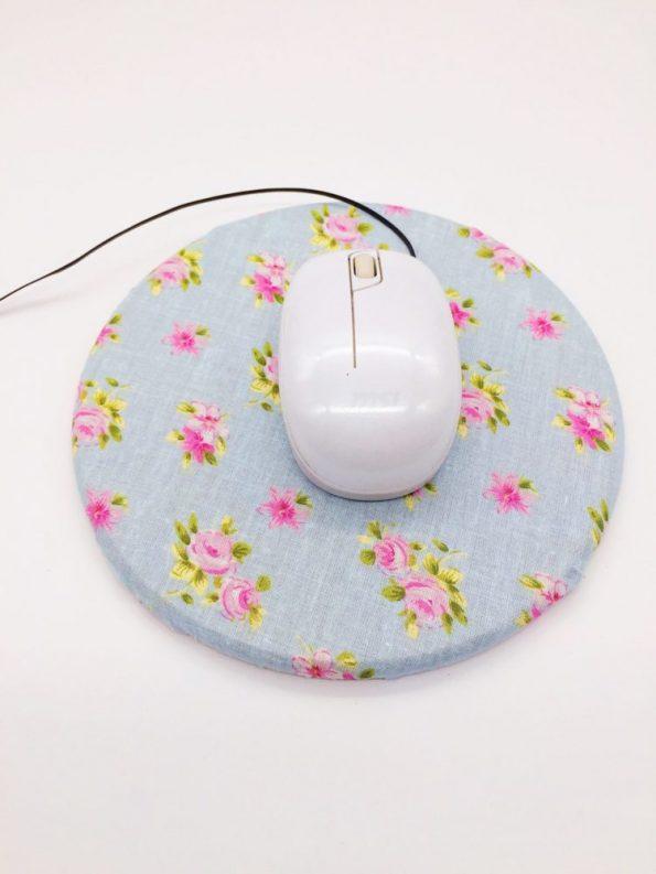 DIY Idee Mousepad selber machen