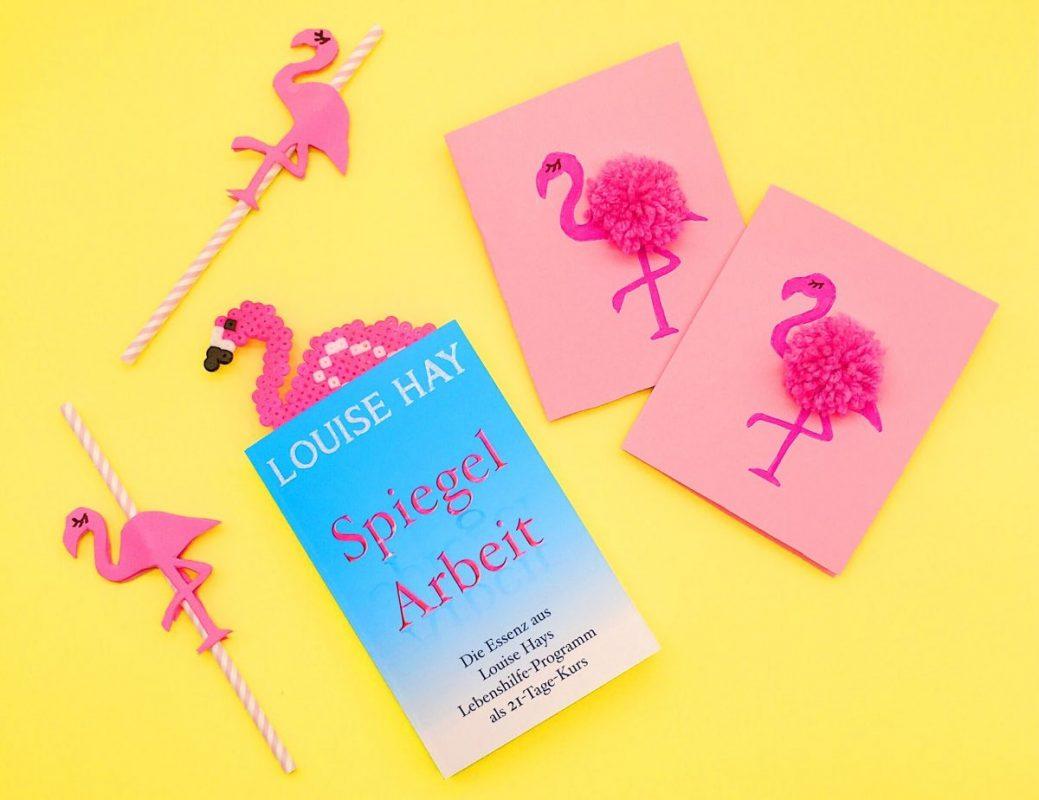 DIY Bastelideen mit Flamingos selber machen