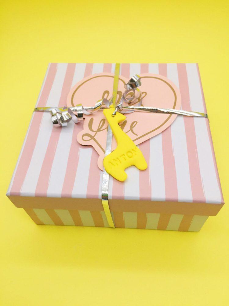 Geschenke Individuell Verpacken Mit Fimo Schmuck Anhangern