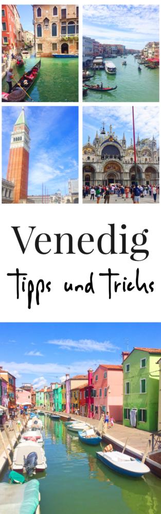 Sehenswürdigkeiten in Venedig in Italien