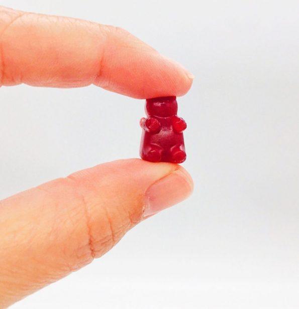 Süßigkeiten selber machen: vegane Gummibärchen