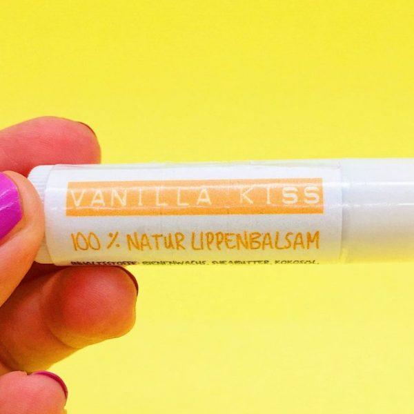 Lippenbalsam selber machen einfaches Rezept