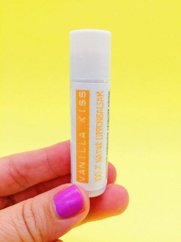 Lippenpflegestift selber machen: mit Vanille und Bienenwachs