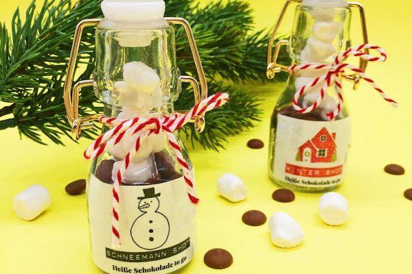 Weihnachtsgeschenke Ideen Günstig.Diy Geschenke Im Glas Selber Machen