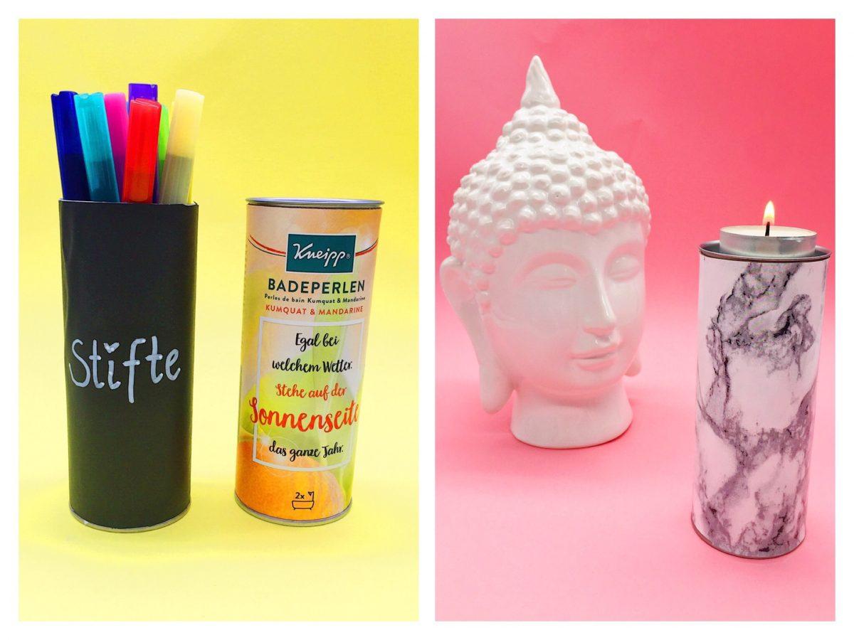 Upcycling und Entspannen mit den Badeperlen von Kneipp® – drei kreative Basteltipps