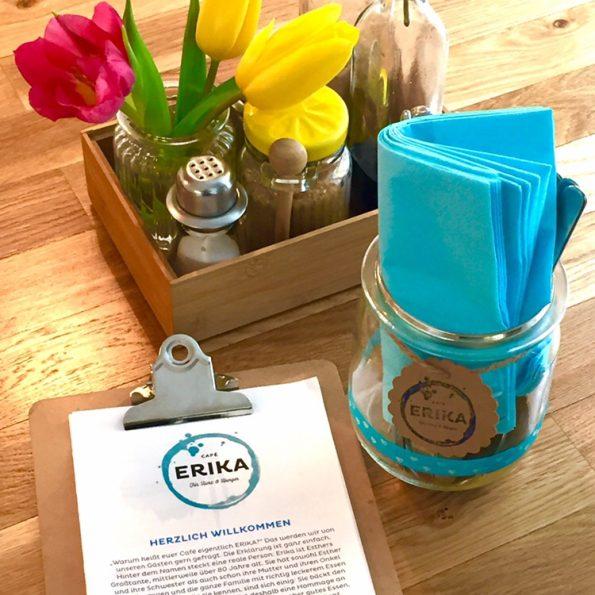 Der Name des Münchner Cafes stammt von Großtante Erika