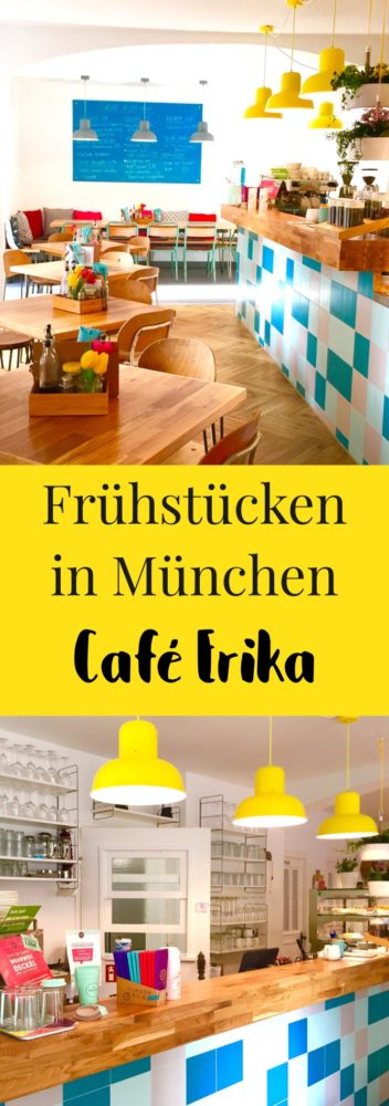 Frühstücken in München im Café Erika in Sendling