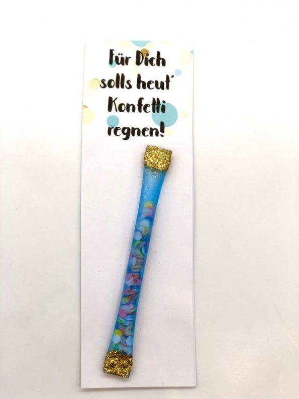 Geburtstagskarte zum ausdrucken selber machen mit konfetti - Weihnachtsbasteln vorlagen kostenlos ...