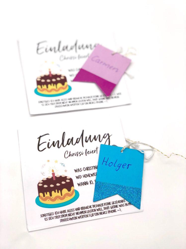 Einladungskarten Geburtstag Gestalten Einladungskarten: Einladungskarten Selbst Gestalten