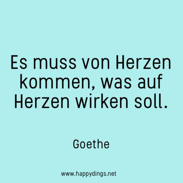 Lebensweisheiten Zitate und schöne Sprüche Goethe