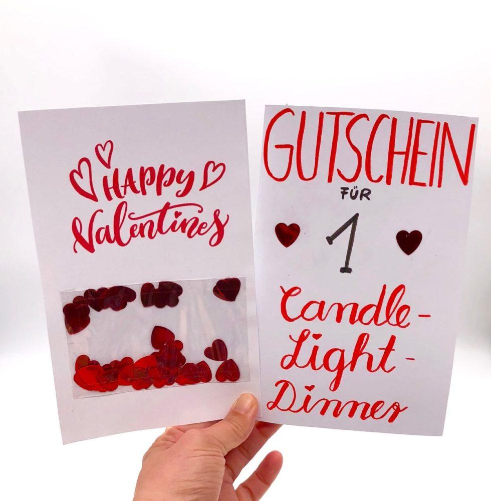 Großzügig Valentinstag Gutschein Buch Vorlage Bilder - Entry Level ...