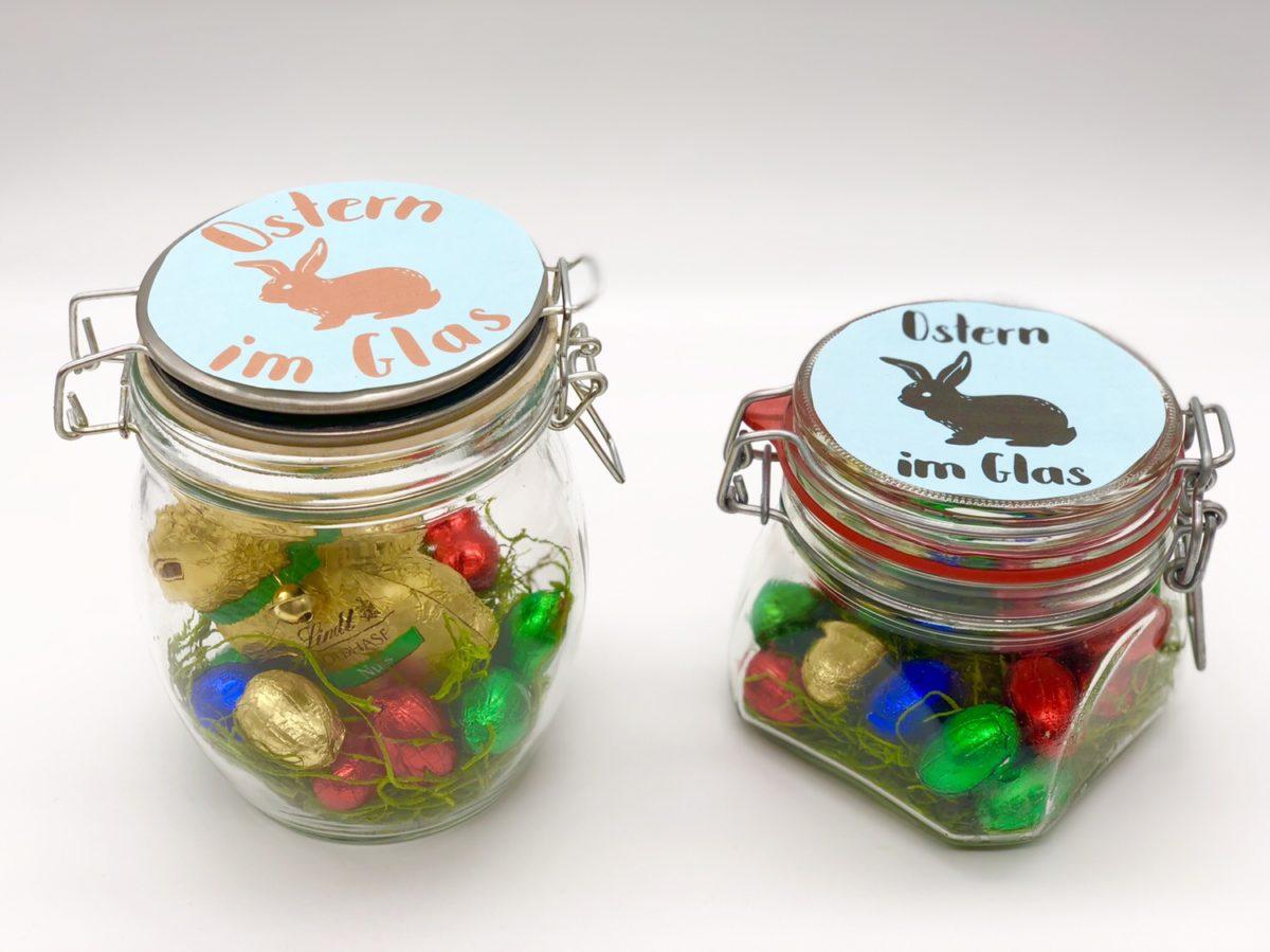 Osternest basteln einfache Ideen für DIY Geschenke