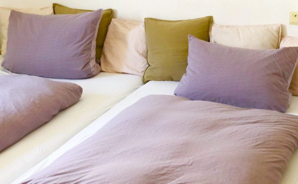 DIY Deko und Wohnideen mit der Bettwäsche von Otto