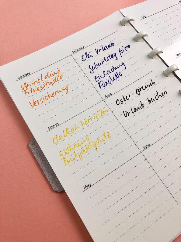 Arbeitsorganisation & Zeitmanagement mit Greenbook