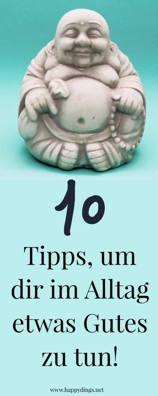 Körper und Seele Gutes tun - 10 Tipps für deinen Alltag