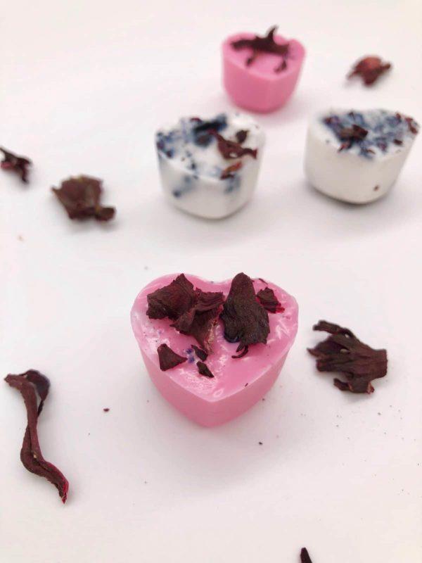 Rosenseife selber machen zum Muttertag