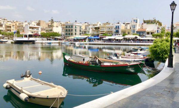 Agios Nikolaus auf Kreta