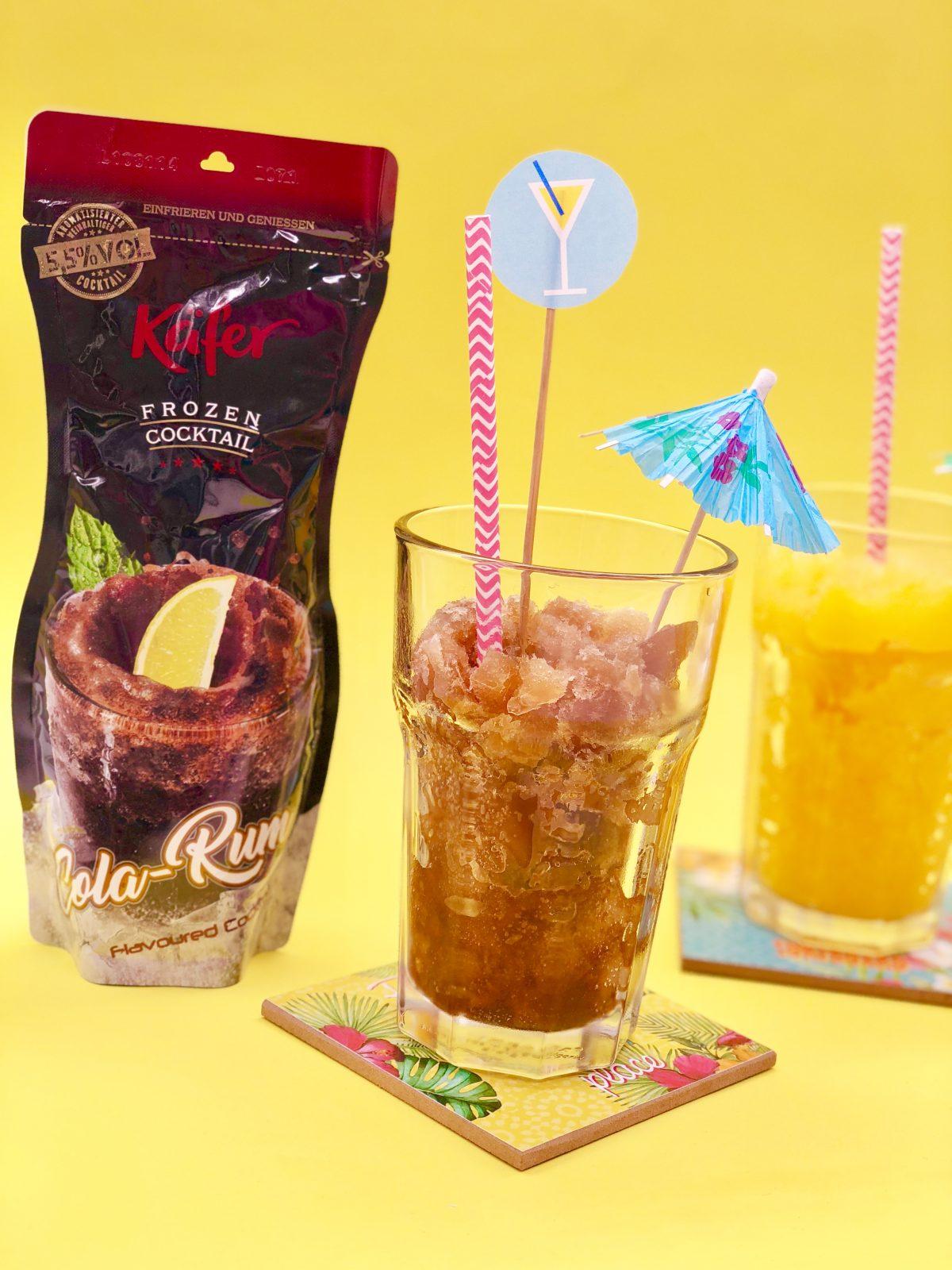 Party Ideen Für Die Sommerparty Inspiriert Von Käfer Frozen Cocktails