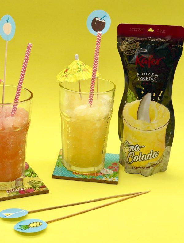Frozen Cocktails von Käfer und drei Ideen für die Sommerparty
