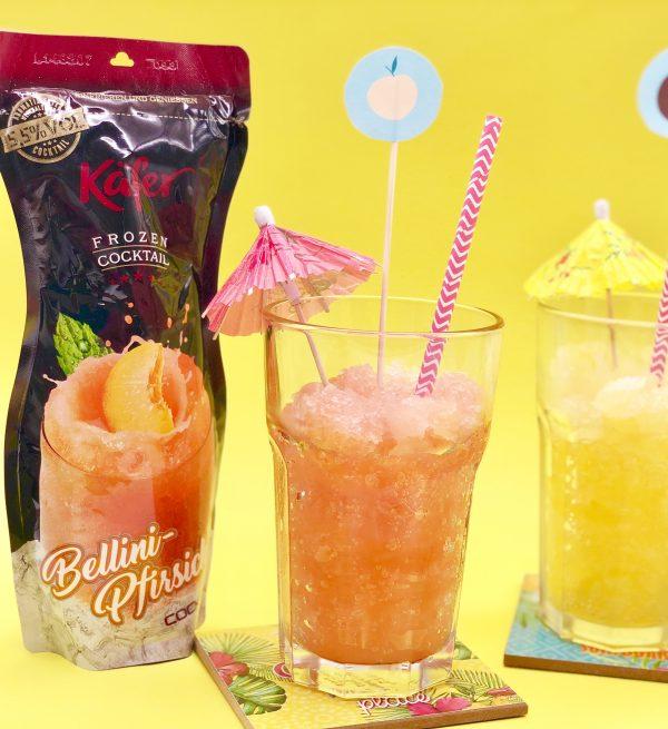 Frozen Cocktails von Käfer und drei schöne Ideen für die Sommerparty